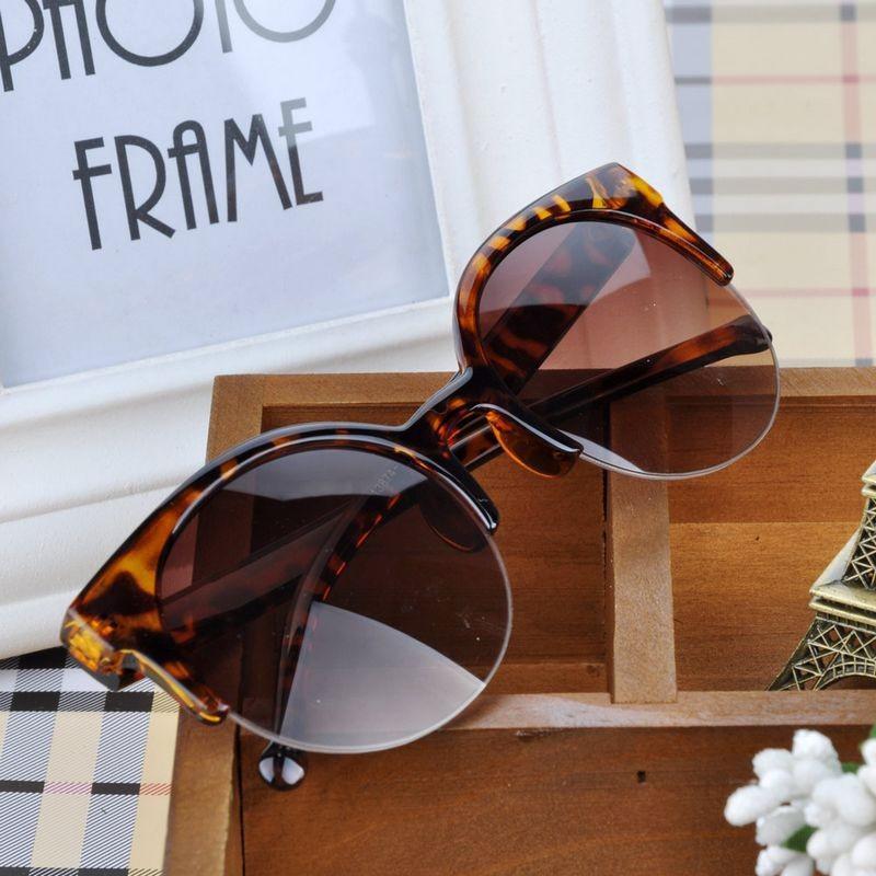 Men Women Sun Glasses Eyewear Eyeglasses Vintage Sunglasses Retro Cat
