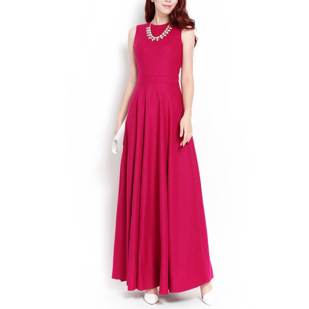 Amazing New Design High Neck Off Shoulder Beaded Long Chiffon Evening Dress