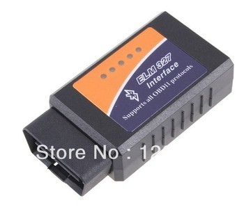 ELM327 V1.5 OBDII OBD2 Bluetooth Auto Car Diagnostic Interface Scanner