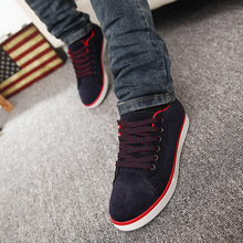 2016 spring autumn men shoes explosion models students shoes trend of Korean men's canvas shoes newest man shoes