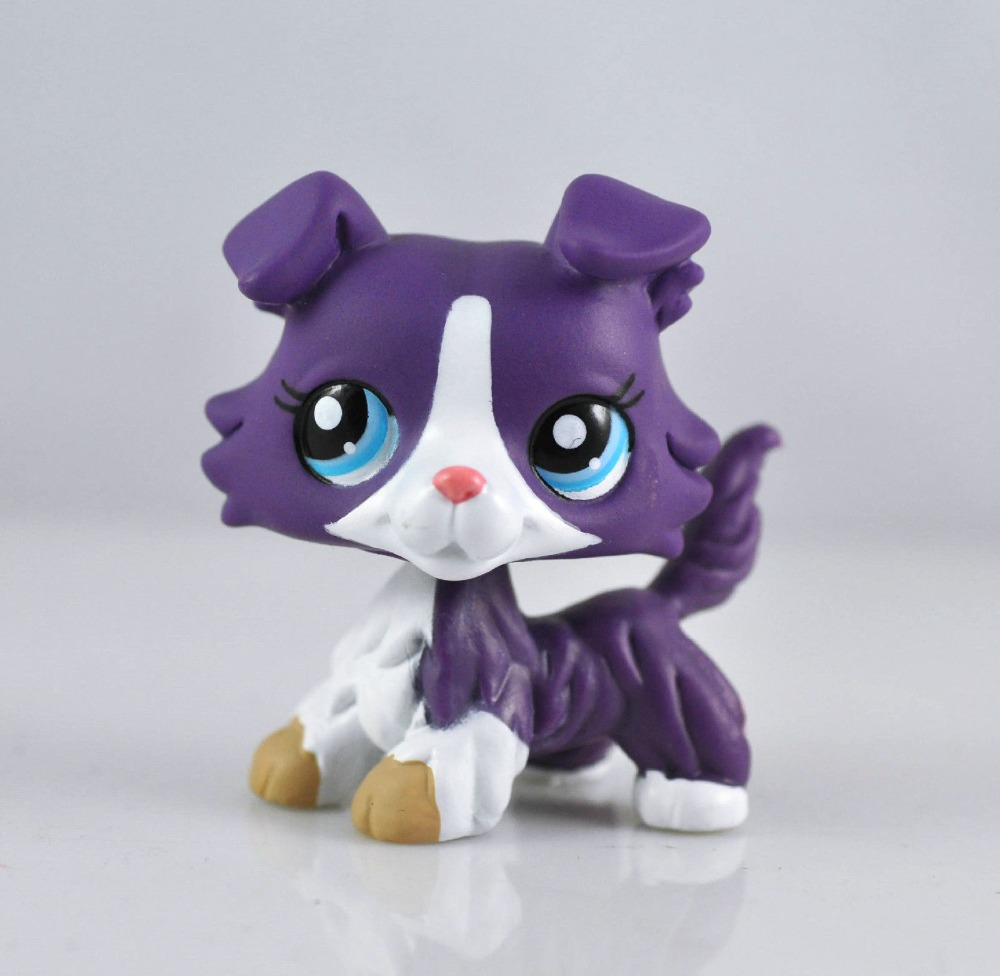 Littlest Pet Shop Cat Child Girl Figure Toy Loose LPS845(China (Mainland))