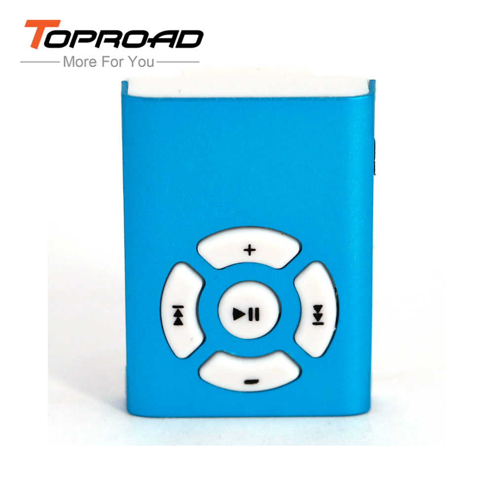 Hot Sell New Mini Mp3 Player Portable Clip MP3 Media Player Digital FM Outdoor Audio Player with Earphone Support SD TF Card USB(China (Mainland))