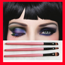 High Quality 3 pcs/set Eye brow brush Makeup Brush Sets Cosmetics Brushes Tools kit  Make Up Brushes Beauty Essentials