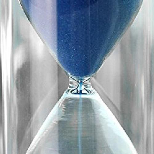 IMC Wholesale Plastic Crystal Sandglass 10 Minutes Sand Clock Decoration Sandglass Timer blue(China (Mainland))