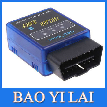 obd2 bluetooth adapter Min ELM 327 ELM327 Bluetooth OBD2 OBDII Auto Diagnostic Scanner Adapter Tool