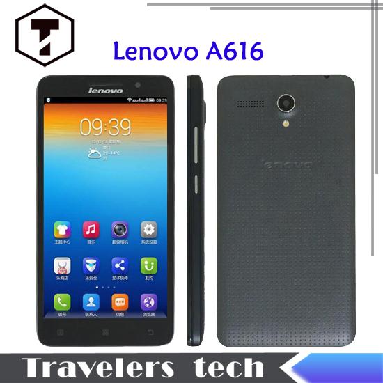 Original Lenovo A616 MTK6732M quad core 64bit dual sim 5 5 inch screen 4G FDD LTE