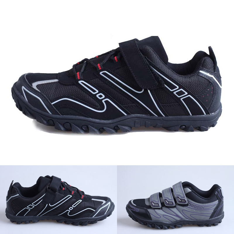 2015 New Brand Cycling Shoes For Mountain Bike SPD System Racing Bicycle Shoes MTB Road Bike Shoes Trekking Shoes Women Men(China (Mainland))