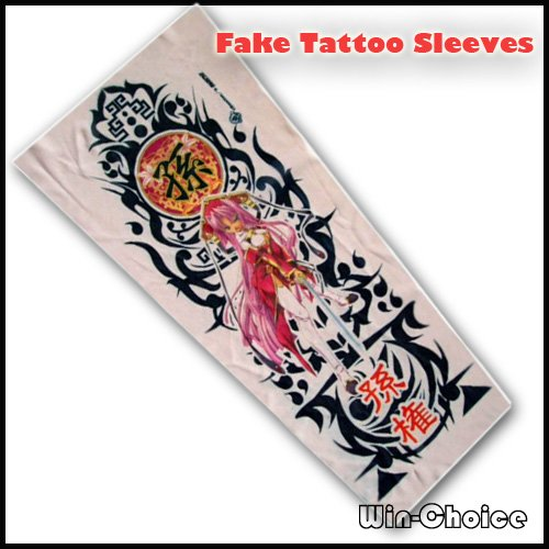 Temporary tattoo sleeves on sale fabric tattoos sleeves for Tattoo stuff for sale