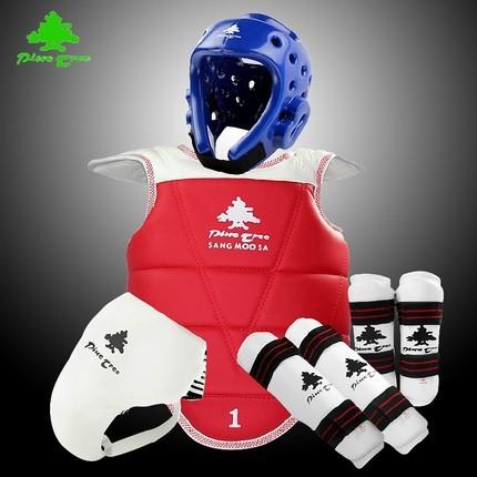 Brand MMA Taekwondo Karate sport shin protector arm protector helmet body protector crotch protector