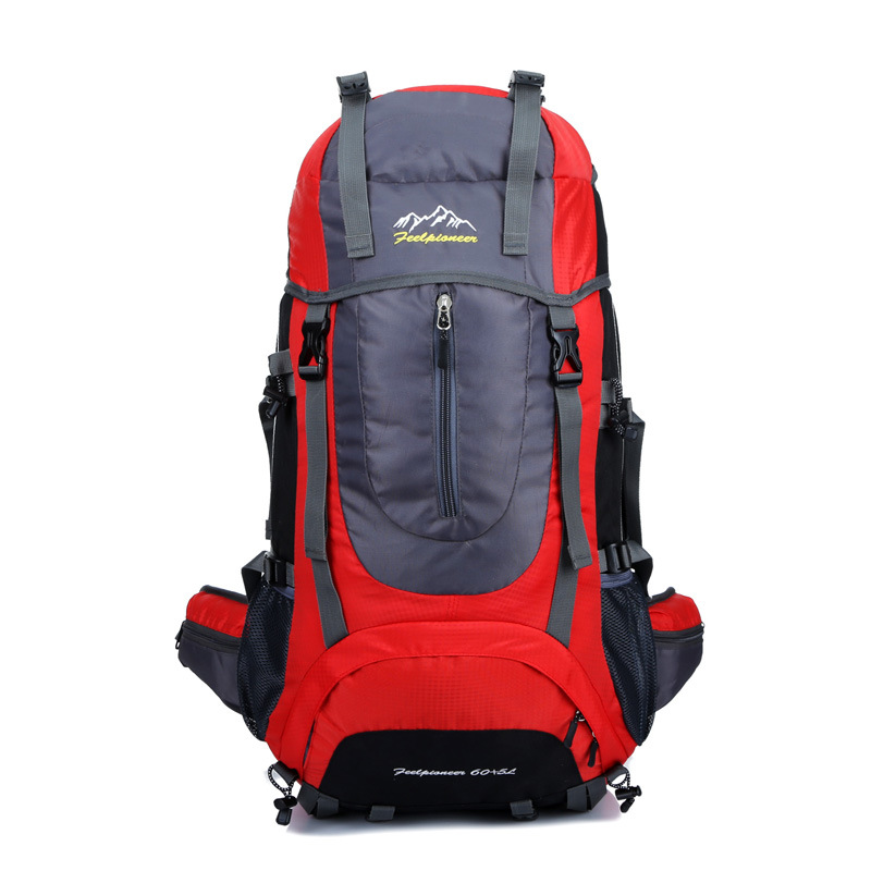 Quality Product 55L Outdoor Water Resistant Sport Backpack Hiking Bag Camping Travel Pack Mountaineer Climbing Sightseeing Hike<br><br>Aliexpress