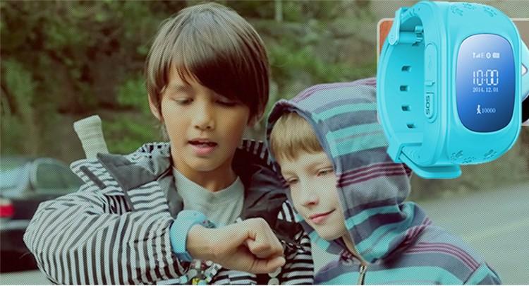tracker watch for kid