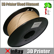 2015New Filament LAYWOO Wood Filament Wood Filament 3D Printer Material 1.75mm Wood Filament 3.0 Filament