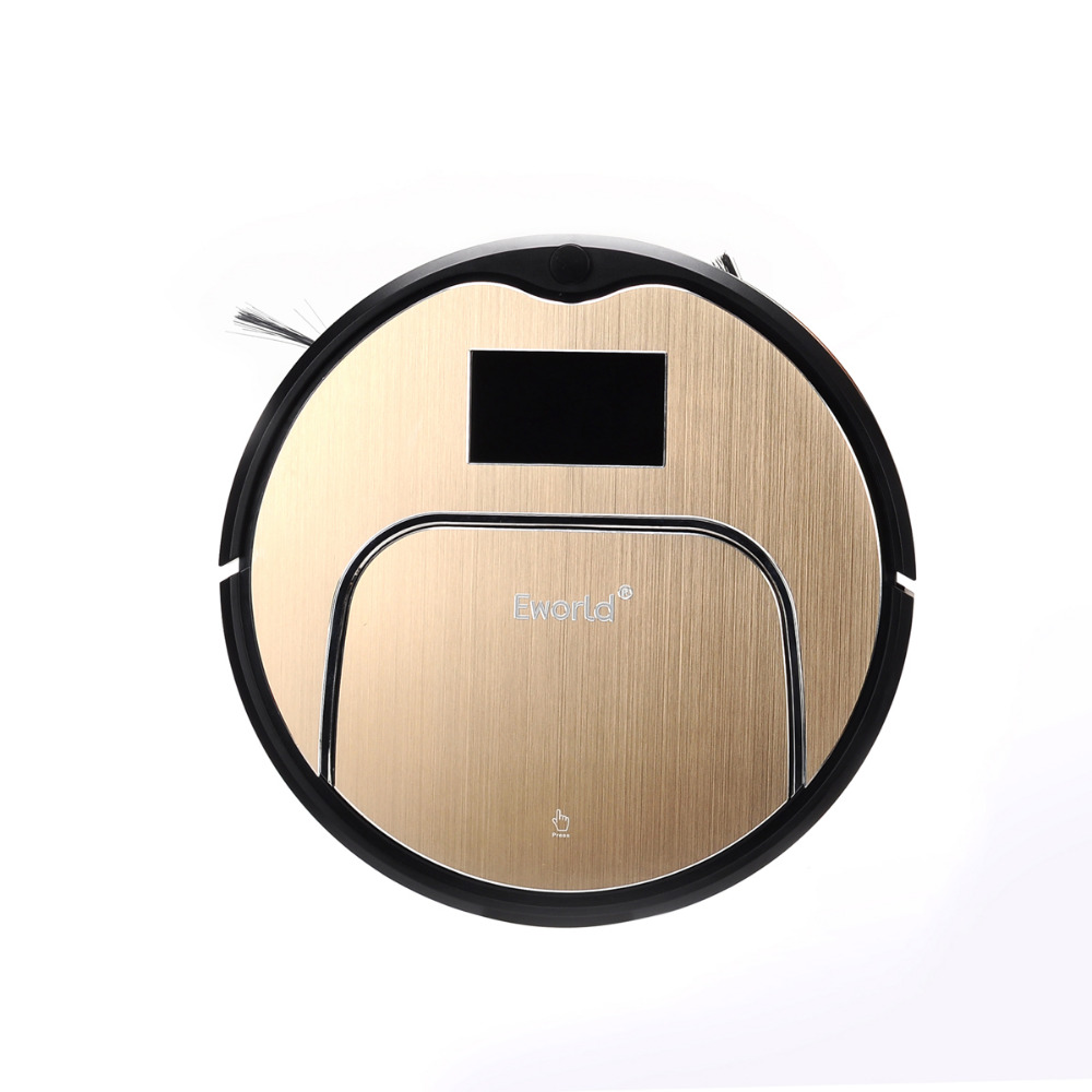 E-World High-end Multifunction Robot Vacuum Cleaner Sweep,Vacuum,Mop,Schedule,SelfCharge(China (Mainland))