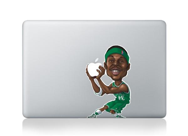 Basketball for Macbook Skin Sticker Protective AD Vinyl Decal Sticker For Apple Macbook 13 1115 Inch Goku Sticker(China (Mainland))
