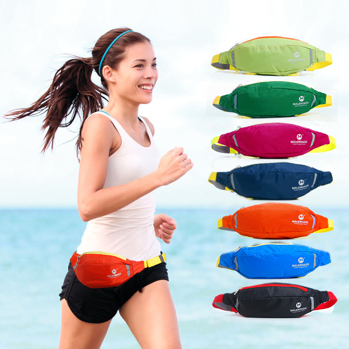 Running waist pack for Men Women Fanny Pack Bum Bag Hip Money Belt travelling Mountaineering Fishing