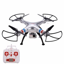 Syma X8G 2.4G 4ch 6 Axis Venture with 8.0MP 1080P Wide Angle Camera RC Quadcopter RTF RC Helicopter