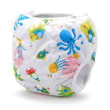 Free Shipping Swim Diapers for Baby Reusable Adjustable Swimwear Swimsuit Baby Girls or Boys