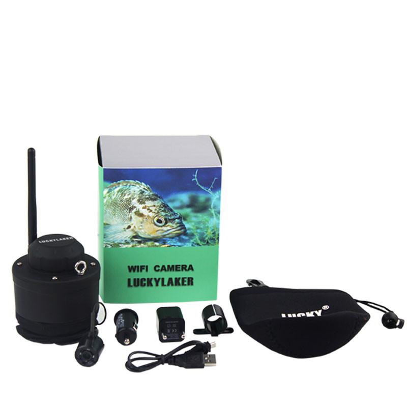 видеокамеры для ловли рыбы в воде