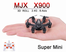 Buy MJX X900/M901 Mini Quadcopter 2.4GHz 4CH 6-Axis RC Helicopter Drone Flashlight VS MJX X600 MJX X800 MJX X101 for $29.89 in AliExpress store