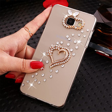 Buy New 3D zebra flowers love bling Crystal diamond Cell Phone Shell back cover hard case Samsung Galaxy A5 2016 SM-A510F for $3.49 in AliExpress store