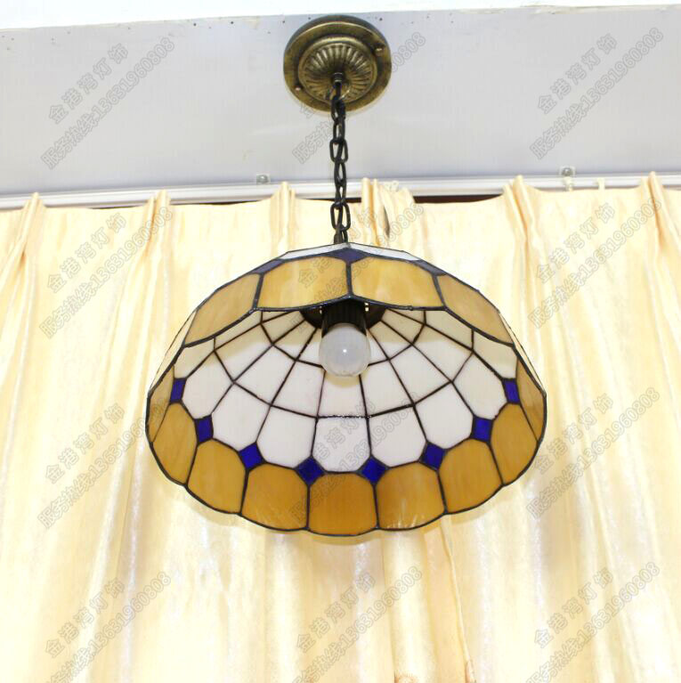 Promotion tiffany lighting lamps simple lattice hallway lamp bar promotion tiffany lighting lamps simple lattice hallway lamp bar office mediterranean bedroom restaurant pendant lamp df12 us469 fandeluxe Choice Image