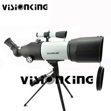 Visionking CF 80400 ( 400/ 80mm ) Monocular Refractor Space Astronomical Telescope Spotting Scope Saturn Ring Jupiter Moon Scope(China (Mainland))