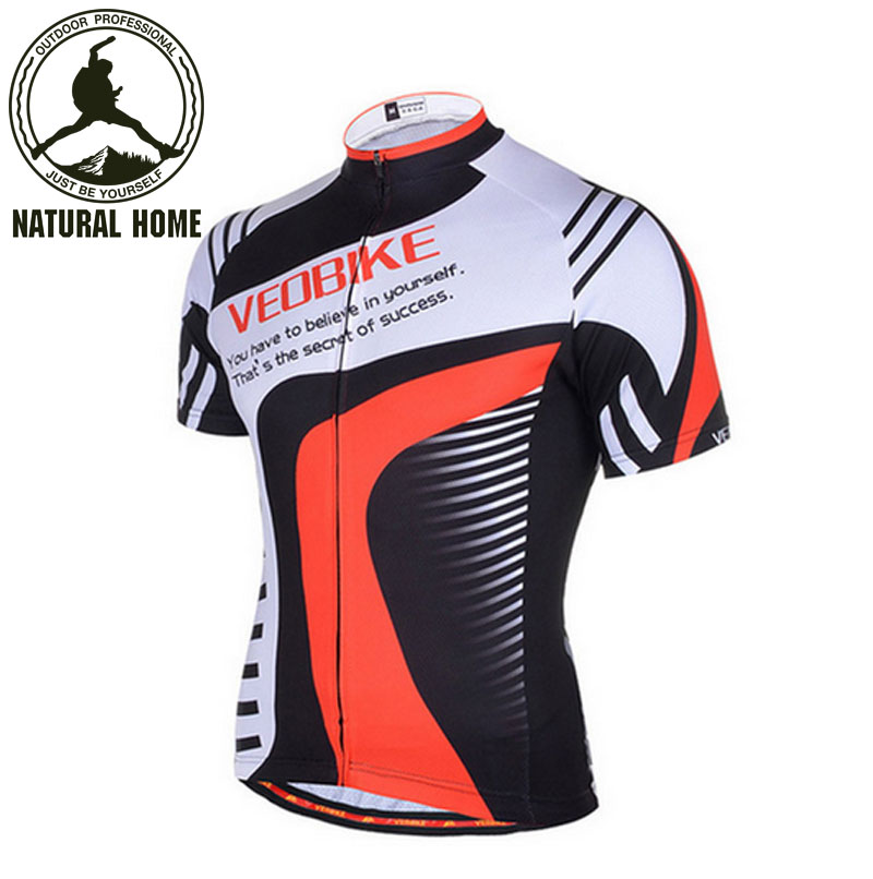[NaturalHome] Brand Bike Riding Men&Women Sport Top Clothes Wicking Quick Drying Short-Sleeve Summer Trend Cycling Jerseys(China (Mainland))