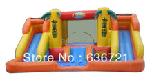 Jungle inflatable water slide,inflatable water park,cheap water slide(China (Mainland))