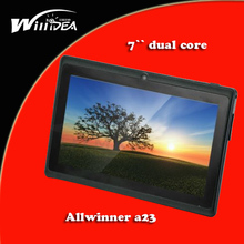 Wholesale free shipping Q88 quad Core 7 Inch Capacitive Screen Android 4 2 AllWinner A33 1