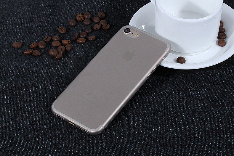 Luxury Phone Bag for Apple Iphone 7 7 Plus 0.3 Mm Ultra Thin Soft TPU Silicone Transparent Clear Back Cover For iPhone 7 7 Plus