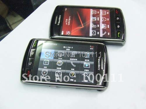 10pcs /lot & 9530,100% original Blackberry Storm 9530 touch screen Verizon Phones,GSM+CDMA,3G,3.2MP free shipping(Hong Kong)
