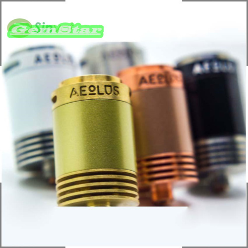 5PCS/LOT Crazy selling AEOLUS RDA atomizer Rebuildable Dripping Atomizer Clone Adjustable Airflow E Cigarette free ship<br><br>Aliexpress