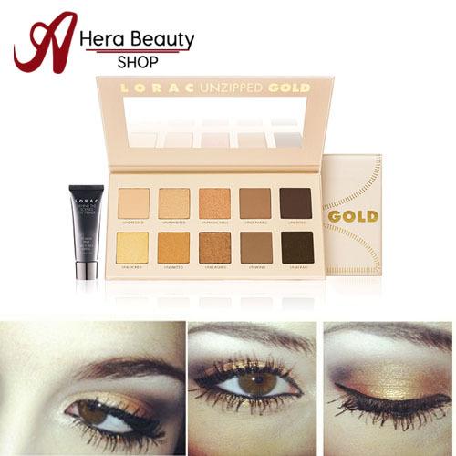 urban lorac unzipped 10 color eyeshadow palette brand makeup lorac pro eyeshadow palette cosmetics lorac pro palette makeup(China (Mainland))