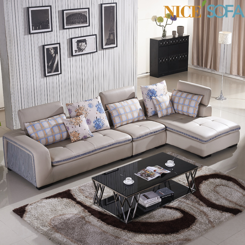 Popular l shape sofa set designs buy cheap l shape sofa for L shaped sofa designs living room