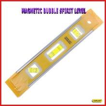 T-m016 EXPLOIT conveniente alta calidad magnético medidor de nivel de burbuja de construcción de herramientas de medición envío gratis