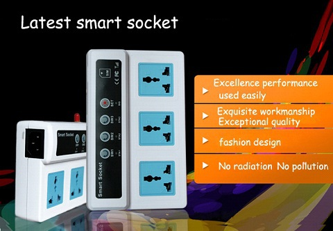 3 Sockets Smart Wireless Remote GSM Switch Control Phone SIM Control CE ROHs Certified(China (Mainland))