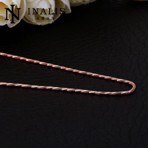 Hot sale Vintage Snake Chain C012 New supplier 18k gold plated Long Necklace Best Jewelry(China (Mainland))