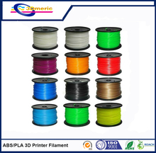 PLA noctilucence 3D printer filament, 100% no bubble, only 0.05 tolerance