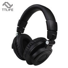 Buy TTLIFE Super Bass Stereo Bluetooth Headphone Wireless Noise Cancelling HiFi Headset Gaming Headphone Earphone Mic for $20.75 in AliExpress store