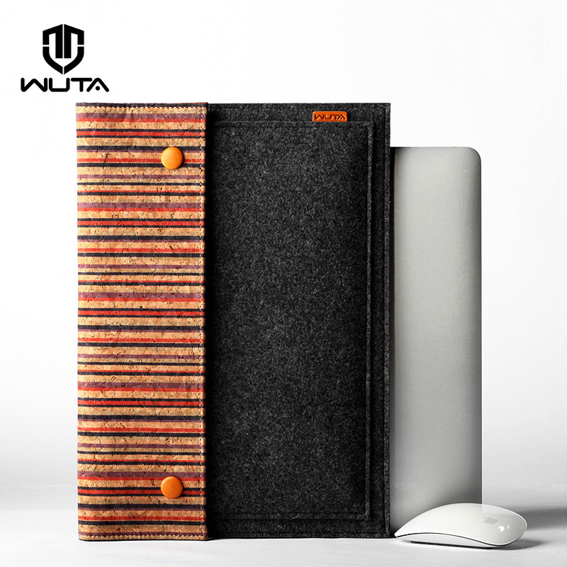 13 inch Laptop bag Sleeve Cover Bag wool felt Case For Lenovo IdeaPad YOGA 2/3 Pro-I5Y70(China (Mainland))
