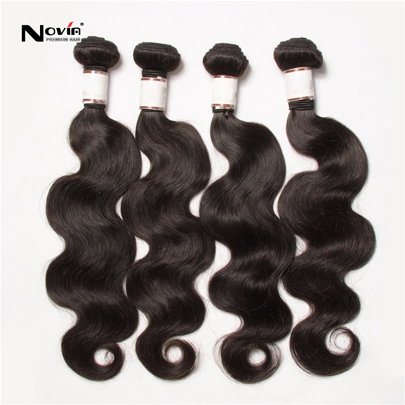 7A Unprocessed Brazilian Virgin Hair Body Wave 4 Bundles Human Hair Extension Brazilian Hair Weave Bundles Brazilian Body Wave<br><br>Aliexpress