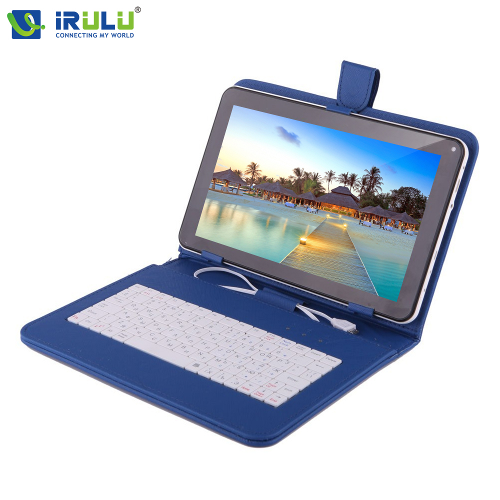 """iRULU eXpro X1Pro 9"""" Tablet PC Quad Core Android 4.4 Tablet 8GB WIFI Dual CAM Download Google Play APP With Russian Keyboard(China (Mainland))"""