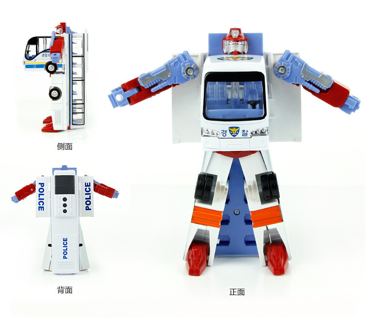 New 2015 Robot bus Deformation Robot Original box Transformation Robots Action Figures Classic Toys For kids Birthday gift(China (Mainland))