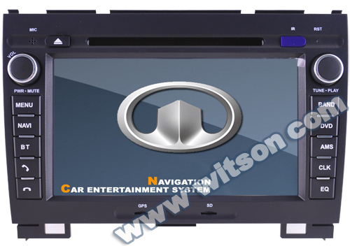 """8"""" Touch Screen Special Car DVD for GREAT WALL HOVER H5/H3 / GREAT WALL X200 2012 (Australia Market only) Support 3G Modem(China (Mainland))"""