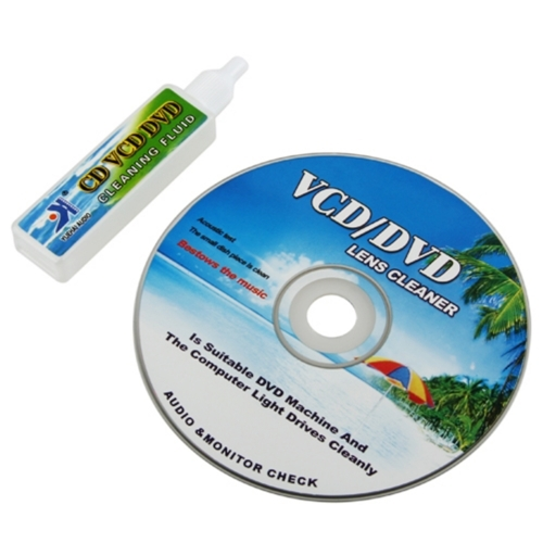 DVD Laser Lens Cleaner Kit Cleaning Tool For PS3 Slim CD/VCD/DVD ROM(China (Mainland))