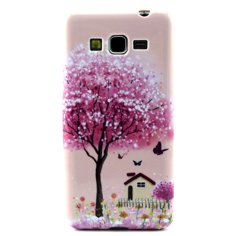 For Samsung G530H Gel Case Ideal Home Picture TPU Gel Shell for Samsung Galaxy Grand Prime SM-G530H(China (Mainland))