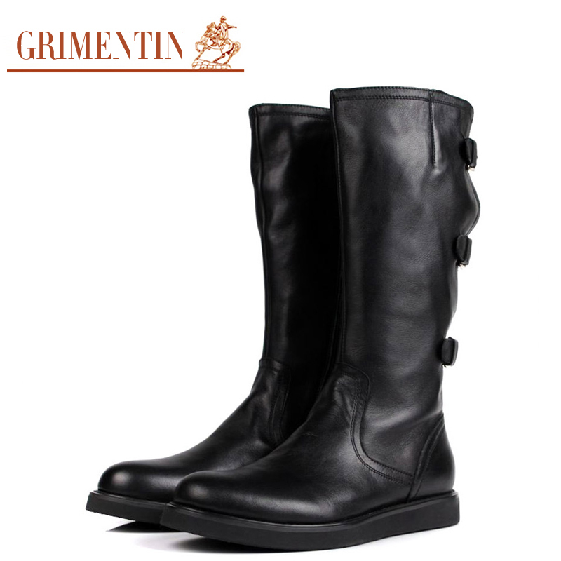 Online Buy Wholesale genuine leather men boots white from China ...