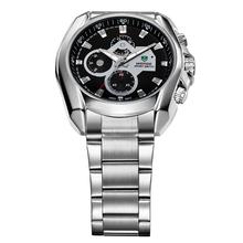 Hot Sale 30 Meters Waterproofed WEIDE Luxury Brand Mens Diver Analog Sprots Quartz Wrist Watch Fashion