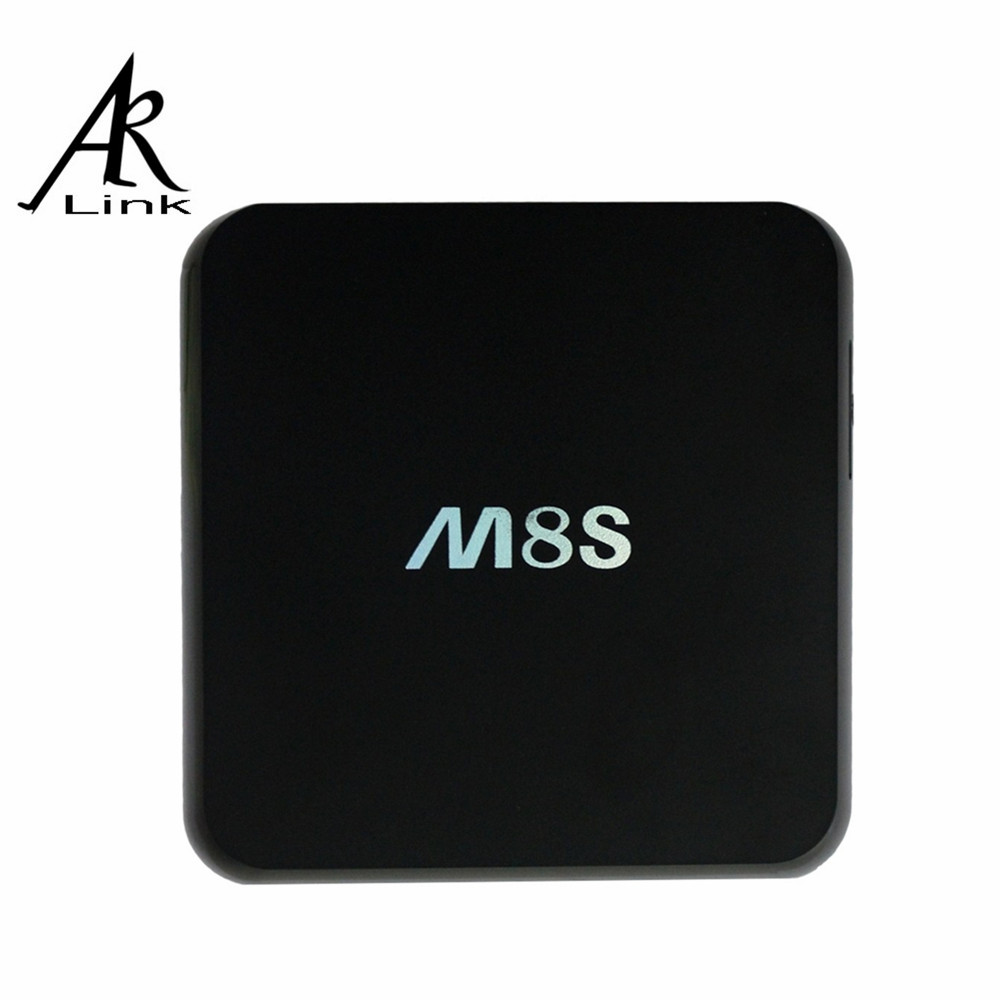 1pc M8S android TV box Amlogic S812 2 G/8G xbmc kodi fully loaded 2.4G WiFi better than M8 android TV box(China (Mainland))