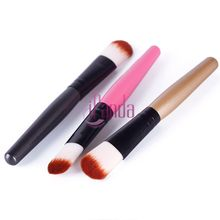 Newest Women Cosmetic Makeup Brushes Liquid Cream Foundation Concealer Brush Hot DRES 69005